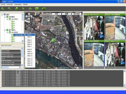 Mobile CCTV and Telematics